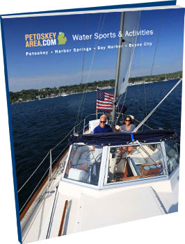 Get your FREE eBook: Water Sports & Activities in the Petoskey Area